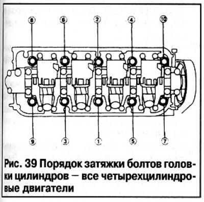 Фото №29 - порядок затяжки головки ВАЗ 2110 8 клапанов