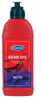 Comma Gear Oil MT75 ..jpg