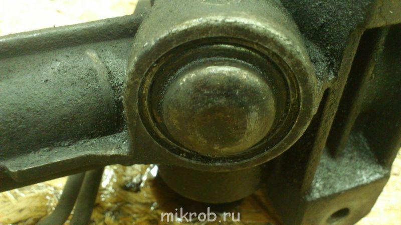 Замена ремонтного комплекта рулевой рейки (фотоотчёт) - SHARANOVOD.RU