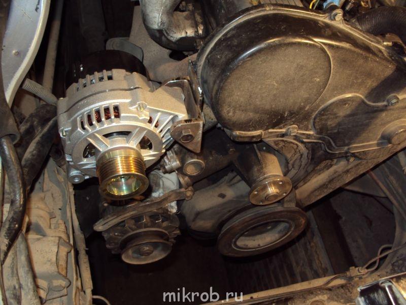 шкив генератора ВАЗ-2110