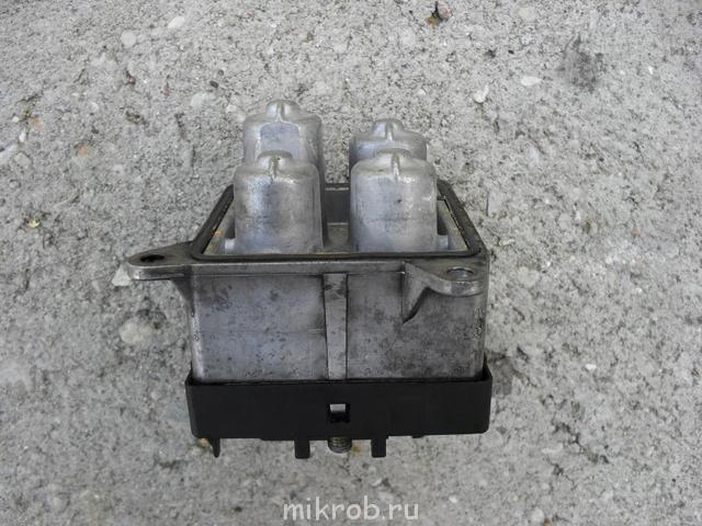 Догреватель охлаждающей жидкости вдвигателя 611 960 мерседес