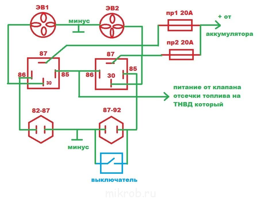 схема подключения ЭВ 1.jpg