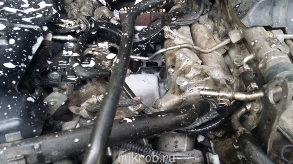 270 cdi замена прокладок теплообменника масляного реферат реконструкция трубчатых теплообменников нефтепереработки