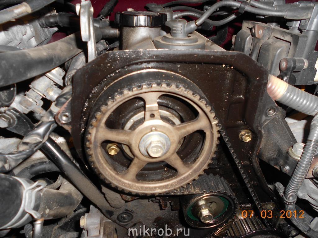 Схема грм дизельного двигателя фото 961