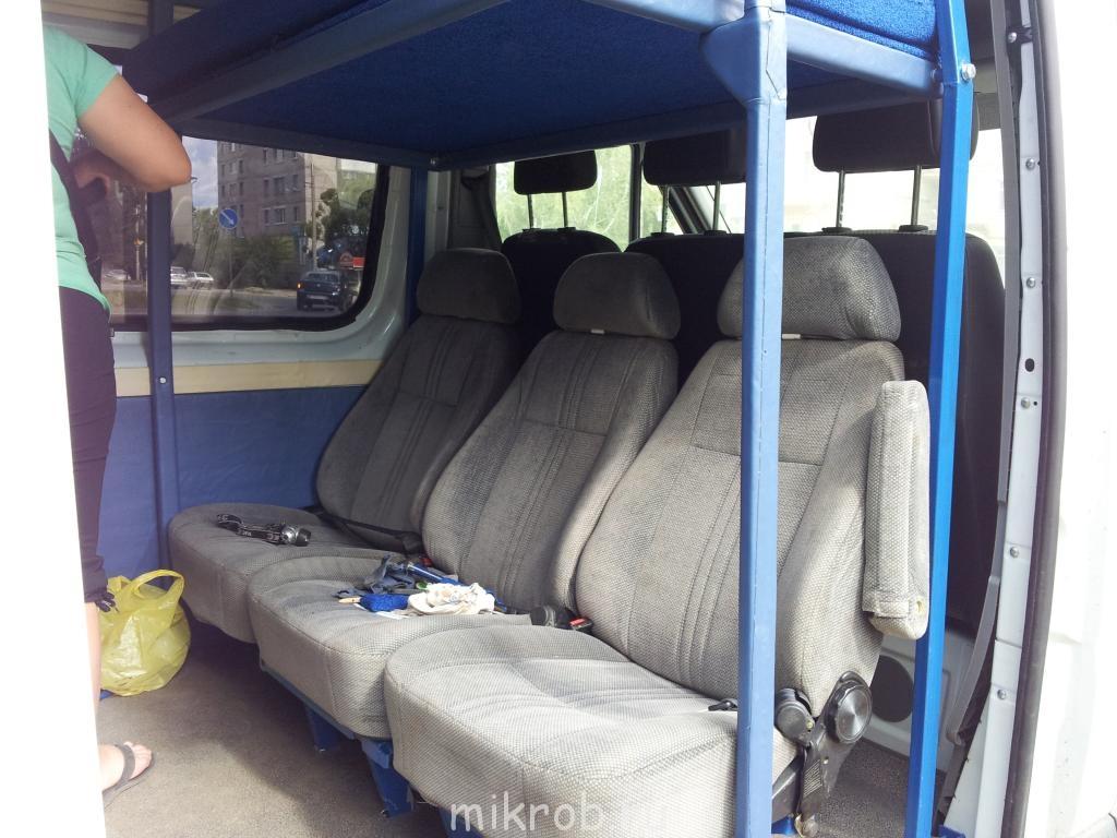 Как переделать микроавтобус своими рук фото 926