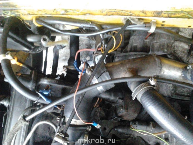 система охлаждения транспортер т3