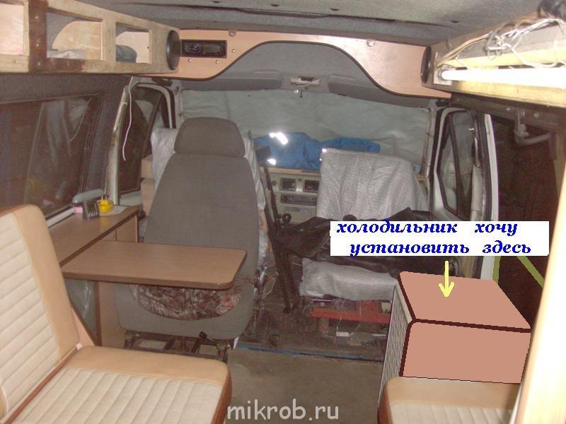Автодом из газели своими руками фото 523