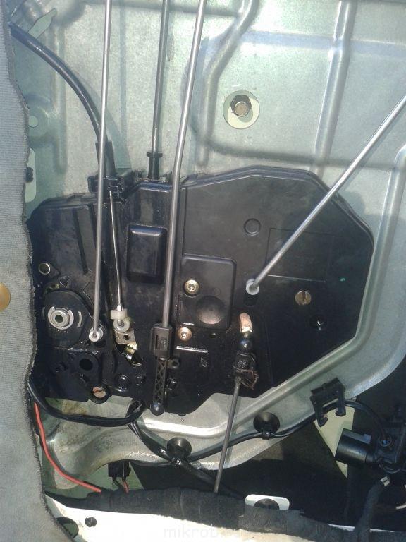 Устройство задней двери транспортера купить радиатор на фольксваген транспортер