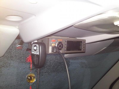 Установка рации в машину - DSC02035.JPG