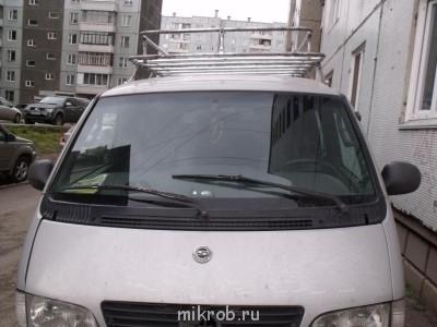 Продам багажник самодельный на istana - DSCF5190.JPG