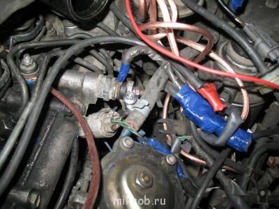 Меняем кабель на шину свечей. - step3.jpg