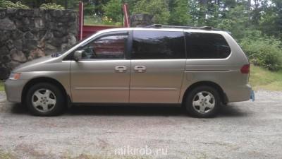 Honda Odyssey USA, есть владельцы ? - IMAG0067.jpg