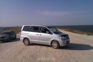 Коса Тузла 2012, средь двух морей - IMAG1291.jpg