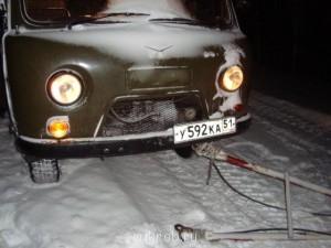 Жесткая сцепка для УАЗа - 274.jpg