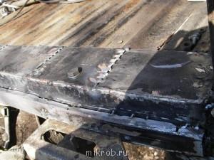 Усиление кузова УАЗ - Порог.JPG