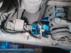 Замена тросиков ручного тормоза - IMG_20140725_130913.jpg