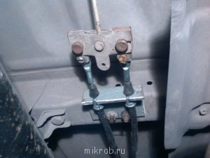 Замена тросиков ручного тормоза - IMG_20140725_130957.jpg