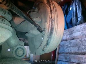 Замена тросиков ручного тормоза - IMG_20140725_131108.jpg