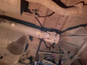 Замена тросиков ручного тормоза - IMG_20140725_131136.jpg