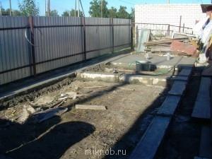 Строительство бани с летней кухней - DSCN1477.JPG