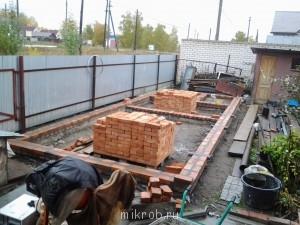 Строительство бани с летней кухней - Фото0031.jpg