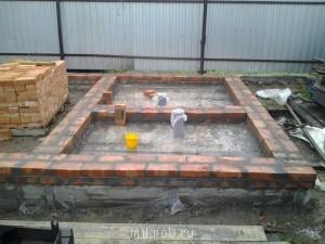 Площадка под душевую и парилку с выходами слива в яму - Фото0034.jpg