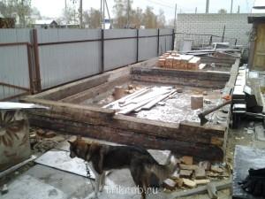 Строительство бани с летней кухней - Фото0043.jpg