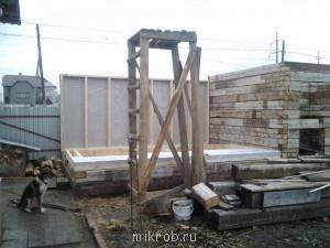 Строительство бани с летней кухней - Фото0054.jpg