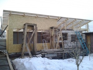 Строительство бани с летней кухней - Фото0066.jpg