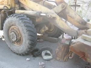 переобул коня . резина дорогая . нашел в омске не дорого по 6руб за колесо - IMG_6038.JPG