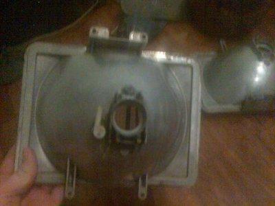 Установка биксеноновых линз фотоотчёт  - Сам себе режисер424.jpg