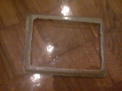 Вырезал пластик паяльником, для дальнейшей вставки стекла - Сам себе режисер442.jpg