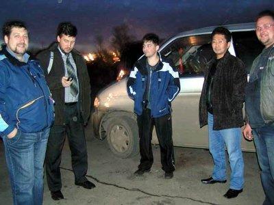 30 октября 2006 года. Старокузьмихинская. - 11.jpg